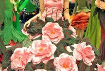 Флористические наряды