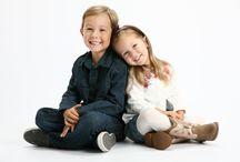 Søskende portrætter