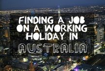 Working Holiday Australia / All things relating to a Working Holiday in Australia. Because adventure is good for you!
