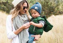 Maman et garçon