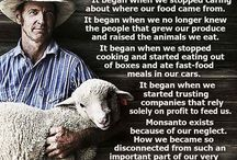 Food for Thought or Thoughts for your food!