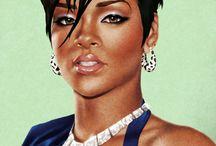Rihanna / artystka