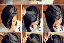 Braids and Styles