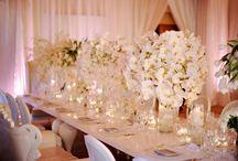 WEDDINGS {white palette} / by Linda Vuong