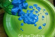kids crafts for some day / by Kelly Barth