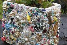 Mosaic outdoors