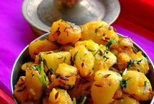 indisk mat oppskrift
