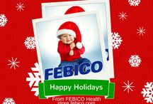 Holiday Specials / Around the holidays, Febico has specials on a range of nutritional supplements. Please check them out here - http://store.febico.com