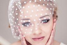 Bridal headpieces/ fascinators