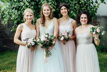 Brautjungfernkleider / Hier sammelt Patricia ihre liebsten Brautjungfernkleider.