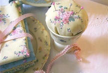 Pin Cushions and Keeps