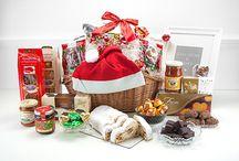 Weihnachtsgeschenke / Weihnachtsgeschenke Ideen, Geschenkkörbe und Präsentkörbe von uns und anderen.