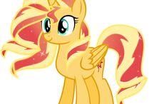 random my little pony