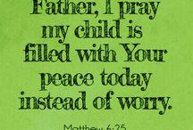 War and Peace... raising children