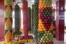 zöldség fantázia / kreatív zölség