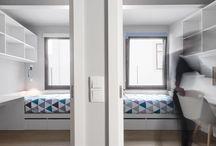 Dorms inside