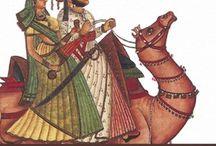 indisk julemarked