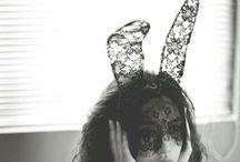 Black &white