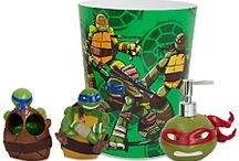 Teenage Mutant Ninja Turtles Bath