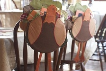Sewing Projects - Thanksgiving / by Martha Cavazos Fipps
