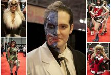 Cosplay and Comic-Con / My favorite cosplayers, costume designs, characters and creatures...