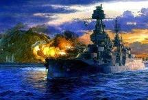 MilArt--Naval Combat
