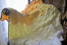 Crochet ombré