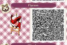 QR Codes Animal Crossing