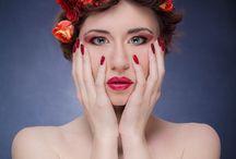 Bloemen volwassene / by Clio Bogaerts