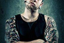 Male Portraits / by Michelle Huggleston