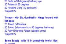 Barre workouts