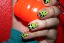 Nail ideas / by Wendi Klein