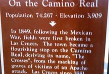 History and the Future: Las Cruces, NM / A look at some of my favorite things about the town I call home.