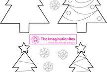 vánoce,vyrábění / výrobky na vánoce