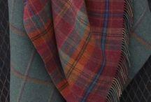 Style  Wool+Linen+Blanket