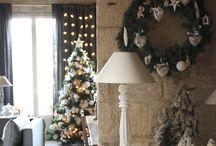 Noël / Inspirations déco pour les fêtes