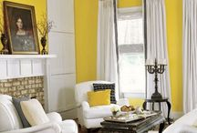 Living Rooms / by HollyPop Designs