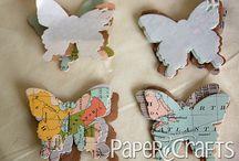 Butterflies / Fjärilar