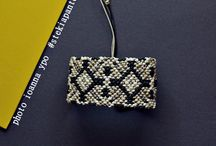 Macrame jewelry / FOLLOW MY PROFILE https://gr.pinterest.com/stekiapantou/boards/ SEND ME A MESSAGE ON MY ETSY SHOP HERE https://www.etsy.com/shop/StekiapantouStore AND I ADD YOU ON THIS TEAM BOARD.  Here you can find artists with #macramejewelry ONLY