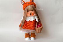 favorite dolls / handmade dolls