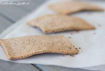 crackers zelf maken