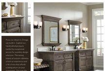 Omega Cabinets - Custom Semi Custom Line