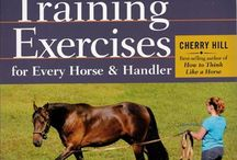 Horse Books by Cherry Hill / Books and DVDs by horse trainer, author Cherry Hill on horse training, riding, horse care, horsekeeping, horse barns, horse shoeing and more.