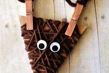 reinder craft for kids