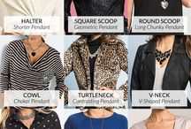 Accessories/ neckless/ scarves