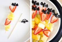 Kinsley school snack ideas  / by Ginger Chappell