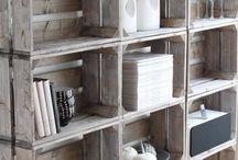 Bookshelves Caitie