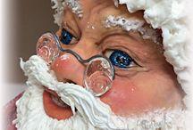 Santa Claus cake Weihnachtsmann Kuchen Torte / Weihnachtsmann Kuchen Santa Claus Cake 3D