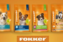 Our Products / Each dog is unique and merits the food suitable for it. Even the life phase, temperament, environment and level of exercise play an essential role besidesinnate differences (specific breed characteristics, among others). Fokker's assortment completely satisfies all these circumstances.
