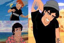 Disney / Disney's princess and others
